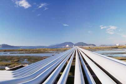 西氣東輸二線:目前為全球線路最長天然氣管線