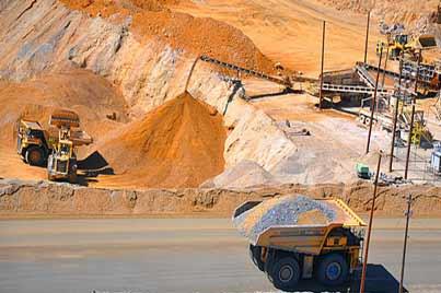 刚果金Kakula铜矿建设较计划提前4.7公里