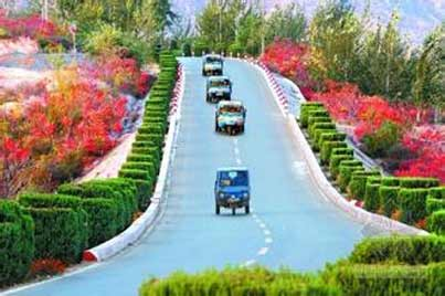 河北8月1日打通全部農村公路