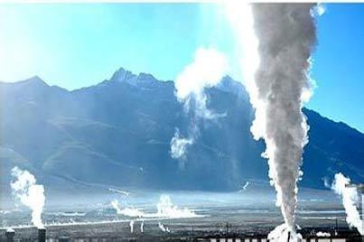 十三五規劃與地熱能發展