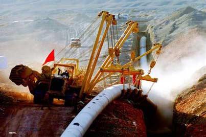 中國—中亞天然氣管道鋪就新絲路