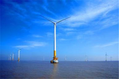 離岸風力發電火紅 西門子穩居全球風機龍頭