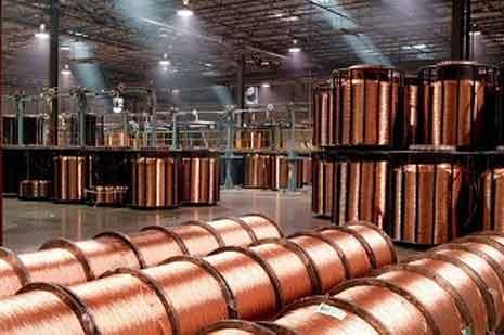 受疫情影响 秘鲁上半年铜产量同比下滑20.4%
