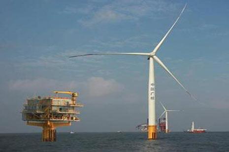 中廣核七大創新 如東海上風電突破世界難題