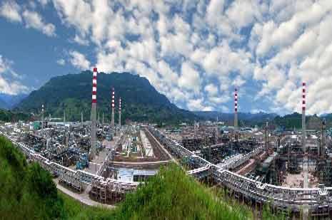 印度政府支持天然氣管道建設