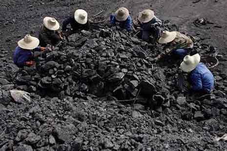 前9月煤炭去產能完成目標80%