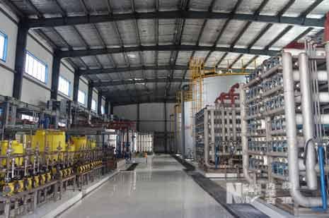 五矿稀土子公司赣县红金稀土自行停产整顿