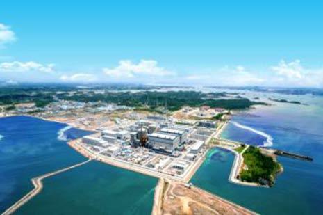 中廣核防城港核電一期工程全面建成