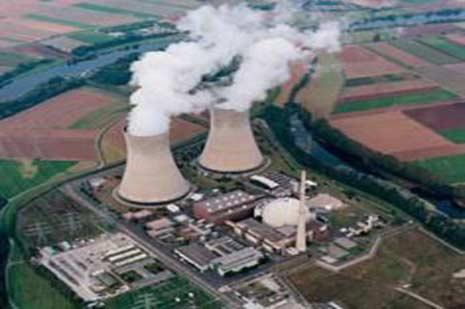 嚴格控制核電廠的排放