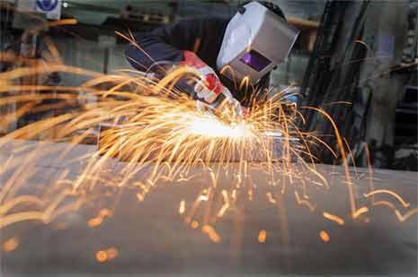 金德铅业铅钙合金项目正式投产运行