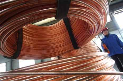 WBMS:2019年1-6月全球铜市场供应短缺4.1万吨