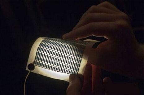 """""""薄如紙""""的3D打印太陽能電池"""