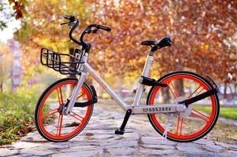 共享单车和铜铟镓硒薄膜太阳电池注定缘分