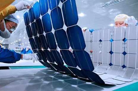 多晶硅供應意外短缺太陽能制造商利潤被壓縮