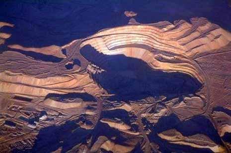 全球十大铜企排名我们占仨 全球26座超级铜矿我们占俩