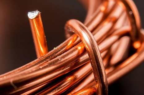 中国9月精炼铜产量为76.4万吨