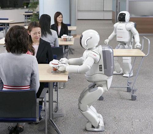 像训练小狗一样教机器人做家务 可能吗?